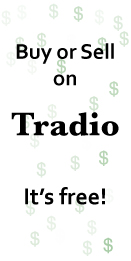 Buy or Sell on Tradio - it's free!